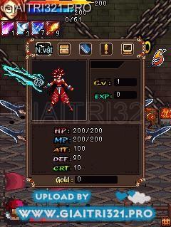 [Game Hack] Nữ Chiến Binh Huyết Ảnh Cuồng Đao hack by Mrbin